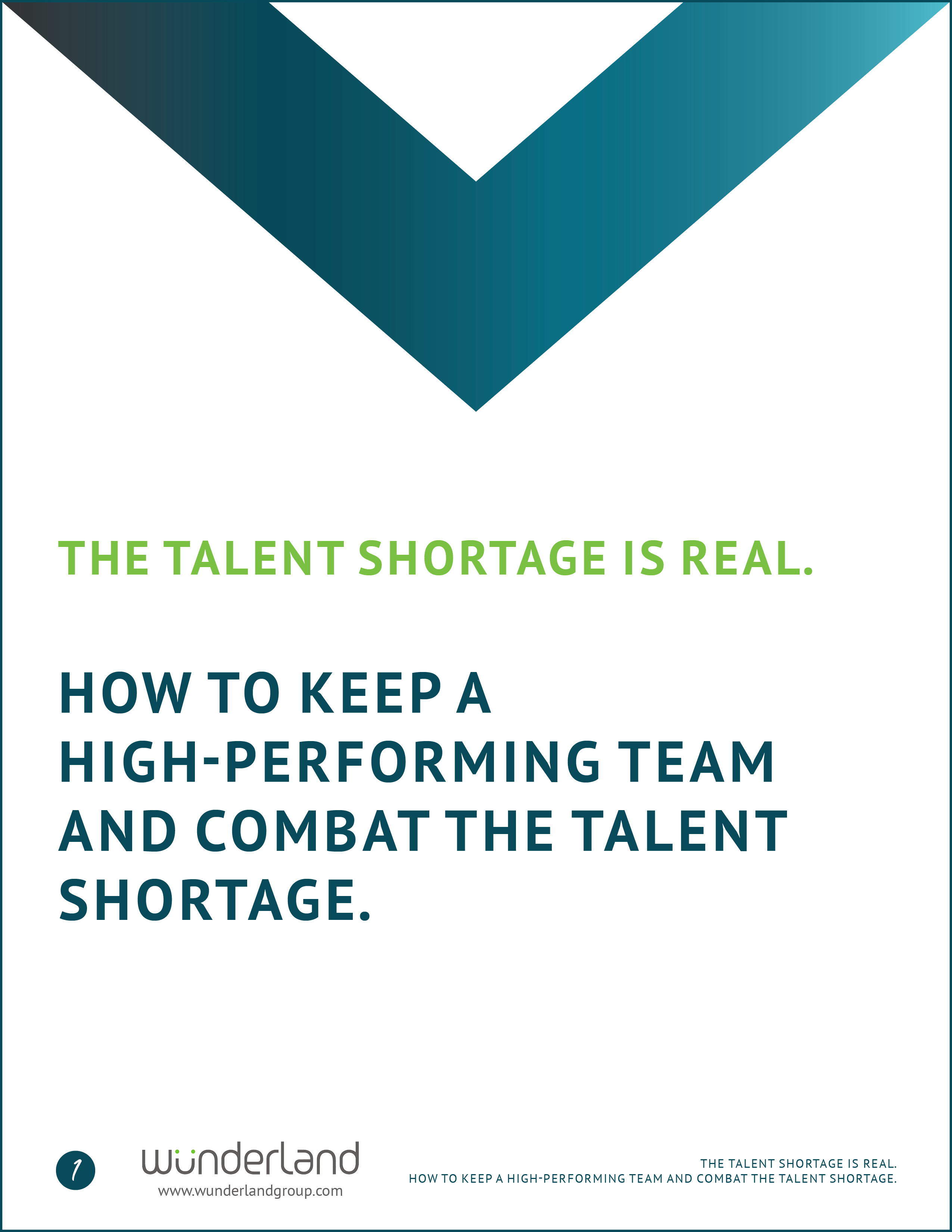 WLG Talent Shortage Cover Image